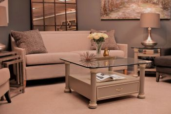 Couch sold - Coffee Table Avaialble